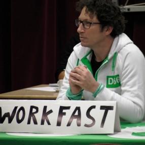 Pascal Jacobs is geboeid door Work Fast.